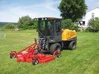 Lawn Mower for sidewalk tractor