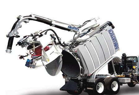 Aquatech Jet Vac Trucks Donovan Equipment Company