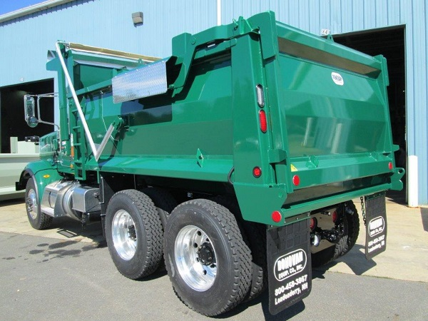 Beau-Roc Diamond DH dump body
