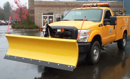 Continental snow plow