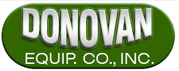 Donovan Equipment logo