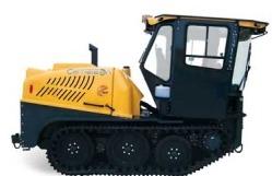 Cameleon sidewalk tractor