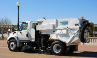 Tymco Regenerative Air Sweeper Comdex 600