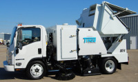 Tymco Regenerative Air Sweeper DST-4