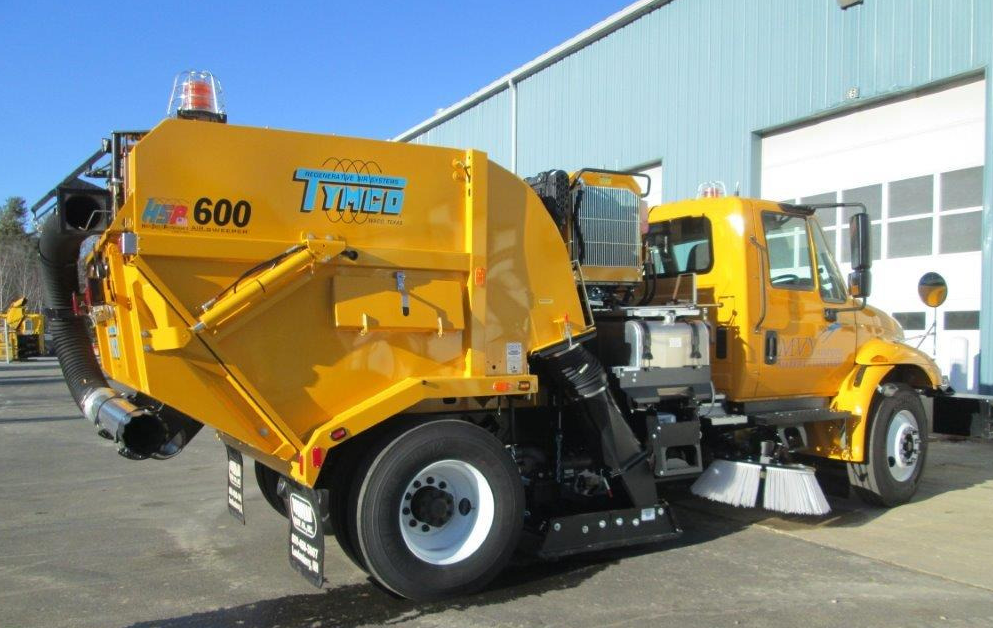 Tymco Sweeper
