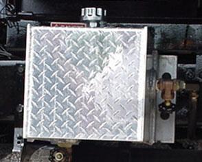 Custom hydraulic tank