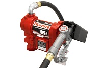 Fuel Transfer Pumps and Transfer Tanks